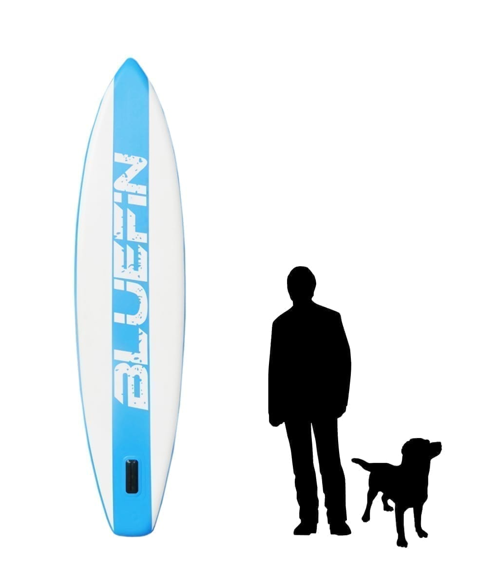 Bluefin inflatable stand up paddle board comparison