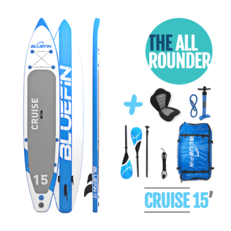 Bluefin Cruise 15' SUP
