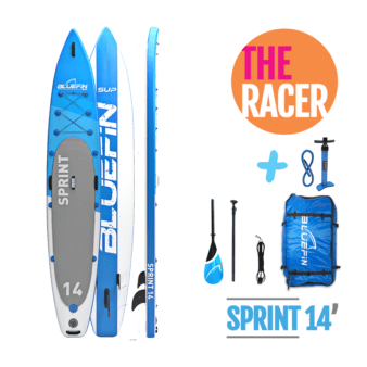 Bluefin Sprint 14' Racing SUP
