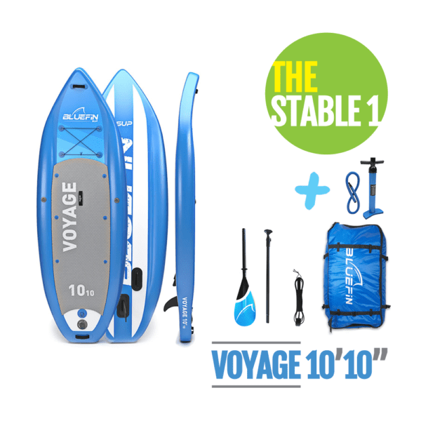 """Bluefin Voyage 10'10"""" Stable SUP"""