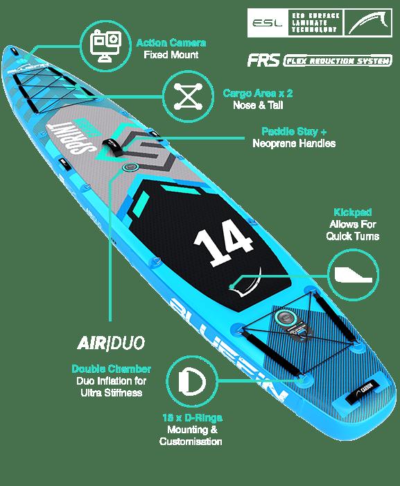 SUP Sprint Carbon