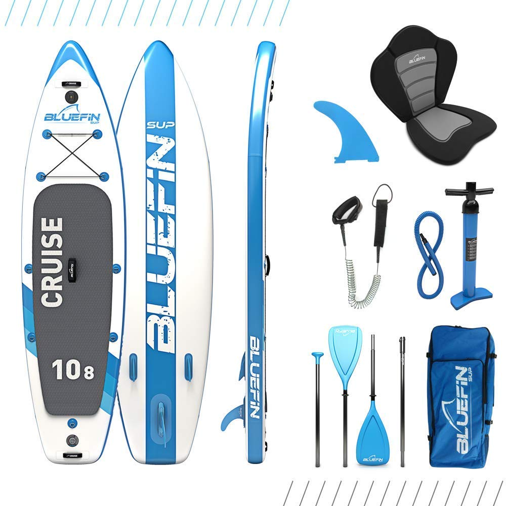 "Bluefin SUP Board 10'8"" Package"