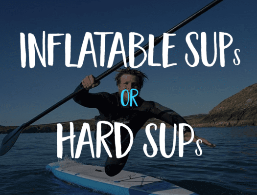 Are inflatable sups any good