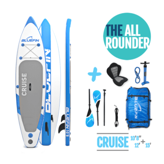 Bluefin Cruise SUP Paddle Board