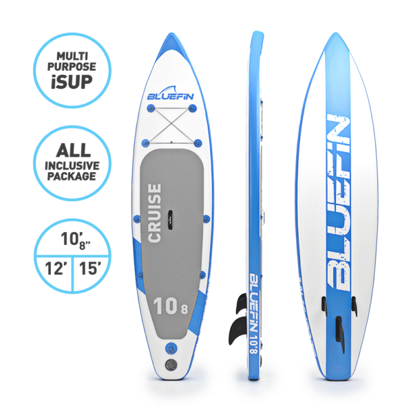 Bluefin Cruise iSUP Paddle Board