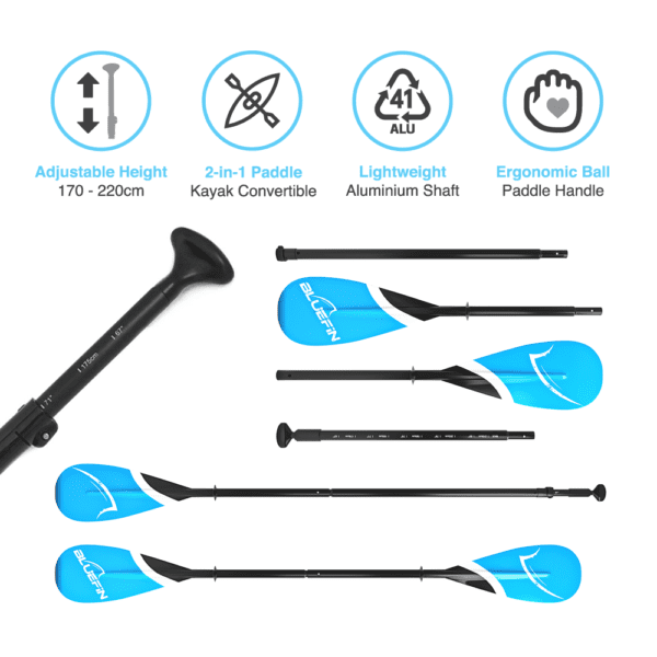 Bluefin SUP Kayak Paddle
