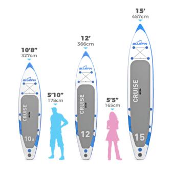 Cruise 10'8 | 12' | 15'