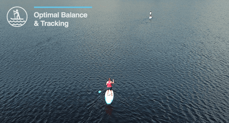 bluefin sup tracking