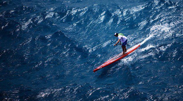 2013 HIHO Paddleboard race