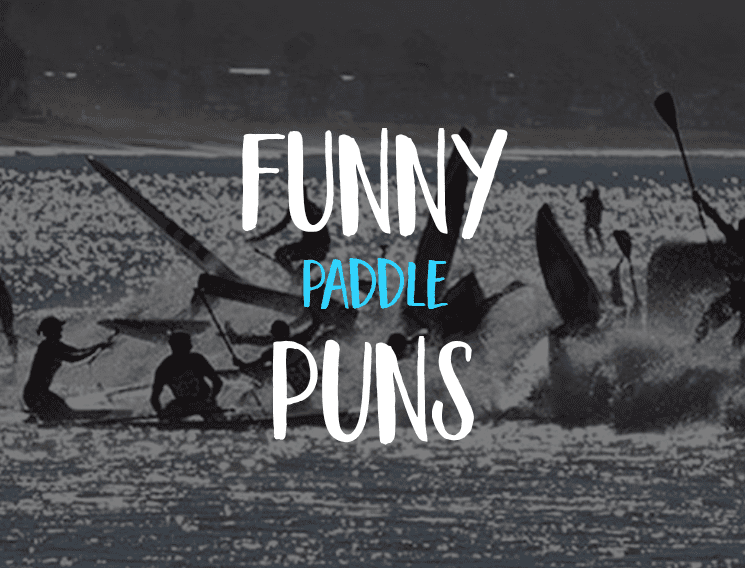 Funny Paddle Boarding Quotes Today The Jokes On Us