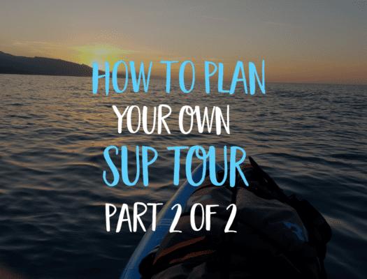 SUP tour 2