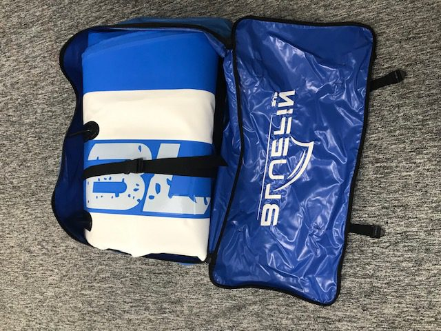 Bluefin Voyage iSUP in bag