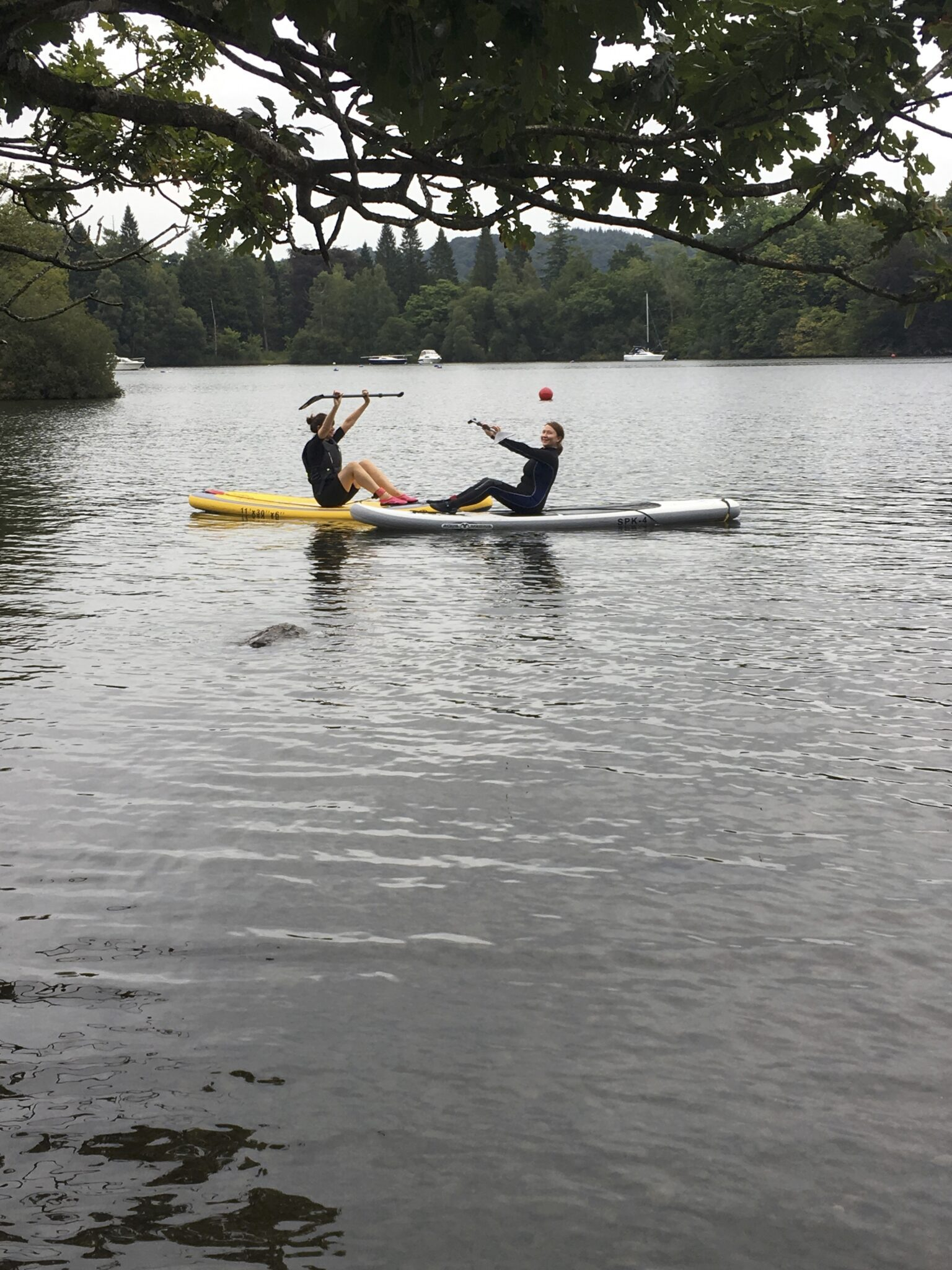 windermere bluefin sup kerry sup yoga