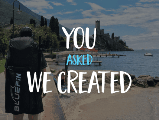 You Asked We Created