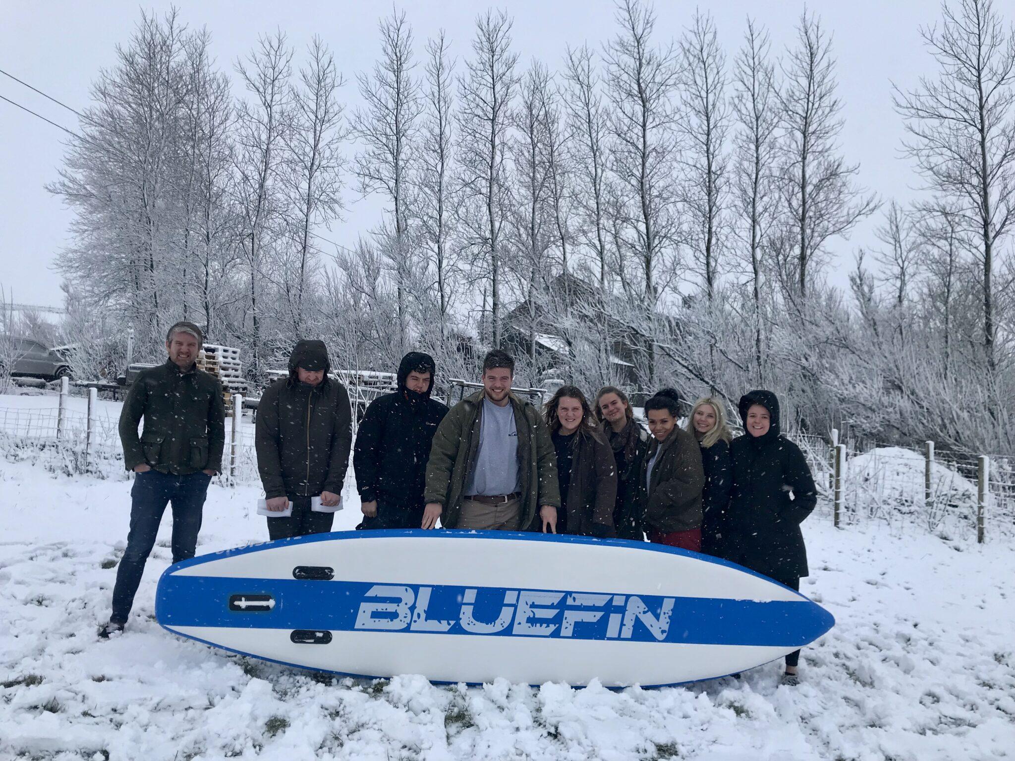 , Cosa c'è di nuovo in Bluefin?