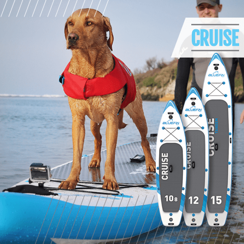 Bluefin Cruise SUP Paddle Board Range