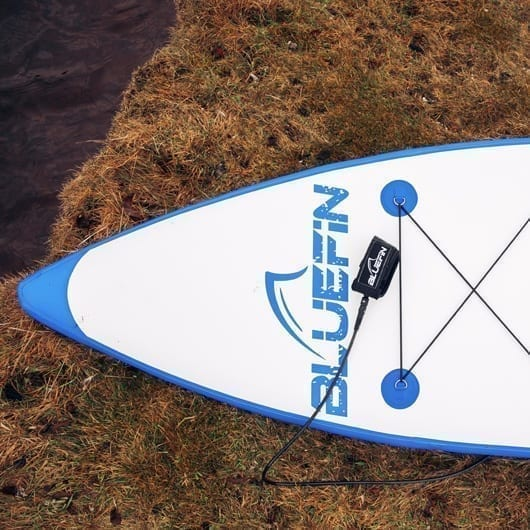 d ring bluefin sup