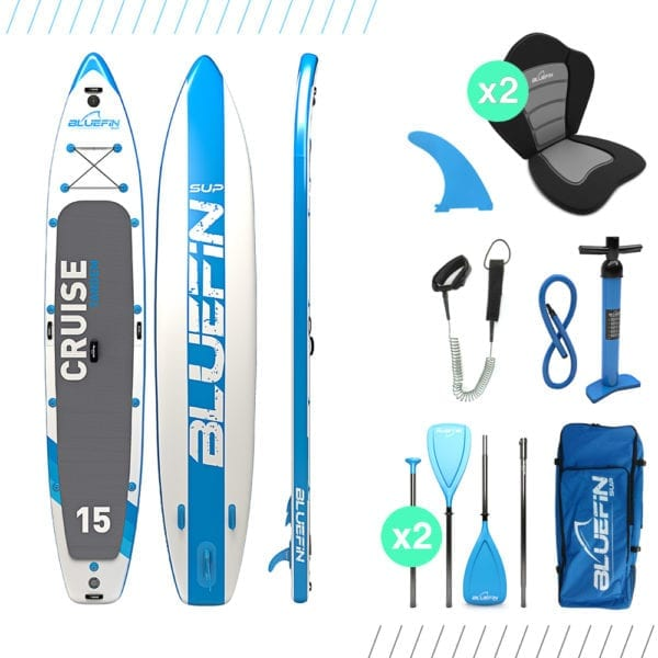 Aufblasbares Stand Up Paddle Board