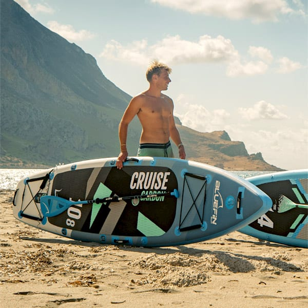 Bluefin Cruise Carbon SUP Package