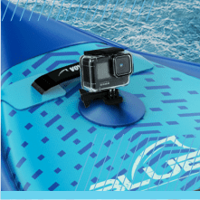 "SUP 10′10"" Voyage, Bluefin Tabla de Stand Up Paddle Surf SUP Hinchable | Modelo Voyage de 10'10"